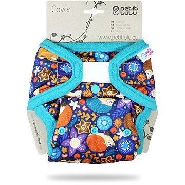 PETIT LULU  Svrchní kalhotky sz - ježečci - Plenkové kalhotky