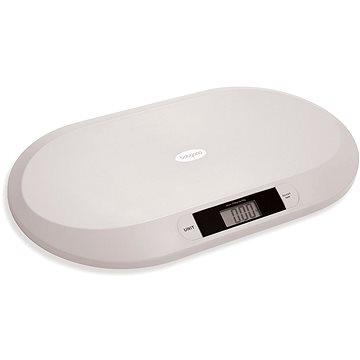 BabyOno Digitální váha - šedá - Kojenecká váha