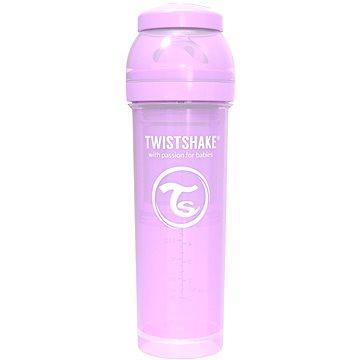 TWISTSHAKE Anti-Colic 330 ml (dudl.L) fialová - Kojenecká láhev