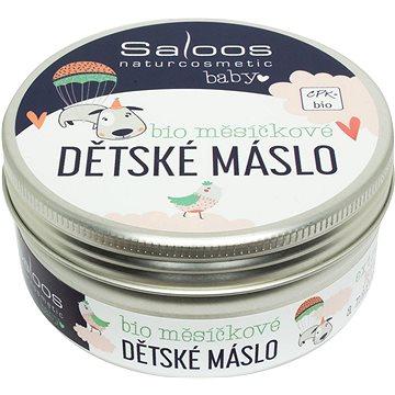 SALOOS Bio měsíčkové dětské máslo 150 ml - Tělové máslo