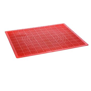 BANQUET Vál silikonový CULINARIA Red 58 x 47 cm - Kuchyňský vál