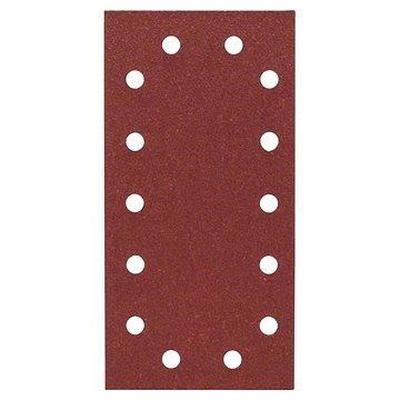 BOSCH Sada brusných papírů C470, G100, 10ks - Brusný papír