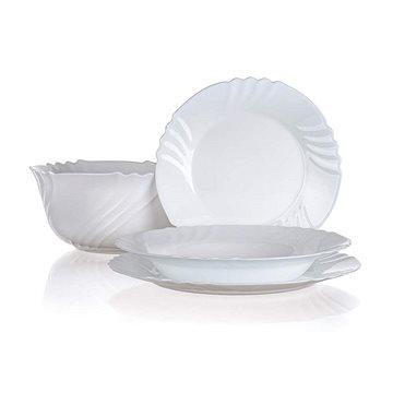 Bormioli Sada talířů EBRO, 19 ks - Jídelní sada