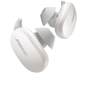 BOSE QuietComfort Earbuds bílá - Bezdrátová sluchátka