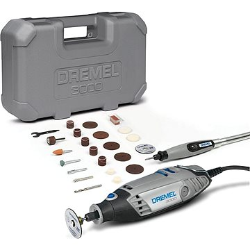 DREMEL 3000 Series EZ Wrap case - Přímá bruska