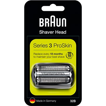 Braun CombiPack Series3 - 32B Micro comb - Břitva