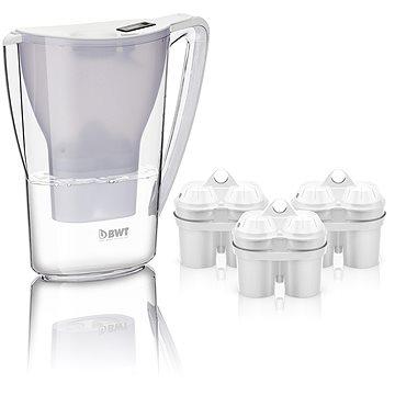 BWT Penguin 2,7l bílá + 3ks filtru - Filtrační konvice
