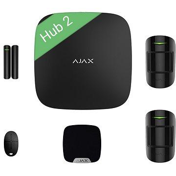 BEDO Ajax Set Moje domácnosti black - Alarm