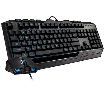 Cooler Master Devastator III Plus - US - Set klávesnice a myši