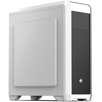 SilentiumPC Regnum RG4 Frosty White - Počítačová skříň
