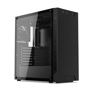 SilentiumPC Armis AR6 TG - Počítačová skříň