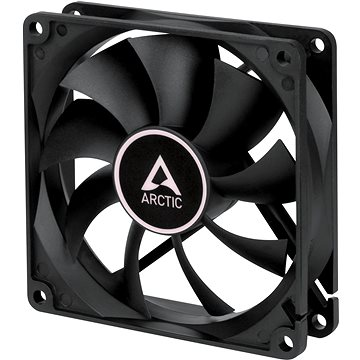 ARCTIC F9 Black - Ventilátor do PC
