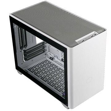 Cooler Master MasterBox NR200P White - Počítačová skříň