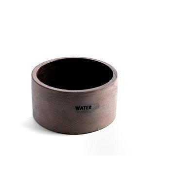 Dog&Water Ampersand prémiová betonová miska Antracit - Miska pro psy
