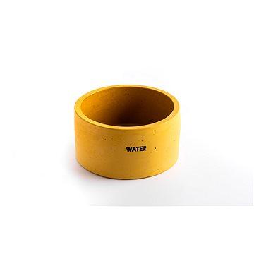 Dog&Water Ampersand prémiová betonová miska Slunce - Miska pro psy