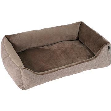 Olala Pets Best 45 × 55 cm, hnědá - Pelíšek pro psy a kočky
