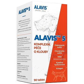 Alavis 5 - Kloubní výživa pro psy