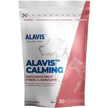 Alavis Calming 30 tbl. - Doplněk stravy pro psy