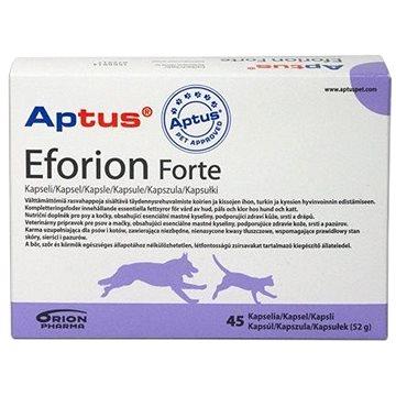Aptus Eforion Forte 45 tbl. (kůže a srst) - Doplněk stravy pro psy