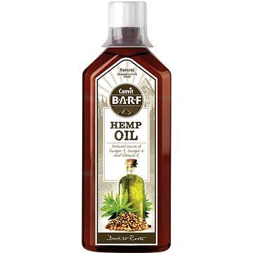 Canvit BARF Hemp Oil 0,5 l - Doplněk stravy pro psy