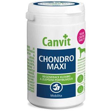 Canvit Chondro Maxi pro psy ochucené 1000g  - Kloubní výživa pro psy