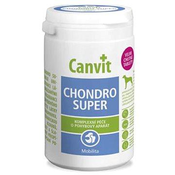 Canvit Chondro Super pro psy ochucené 500g  - Kloubní výživa pro psy