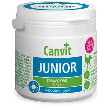 Canvit Junior pro psy 230g  - Doplněk stravy pro psy