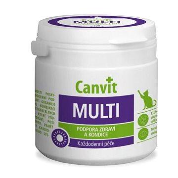 Canvit Multi pro kočky 100g  - Vitamíny pro kočky