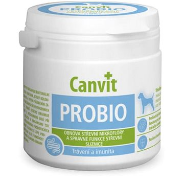 Canvit Probio pro psy 100g plv. - Doplněk stravy pro psy
