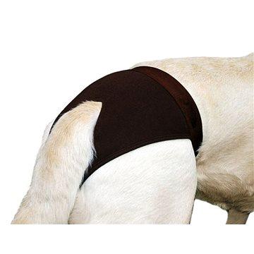 Karlie-Flamingo Hárací kalhotky černé XL, 50-59cm - Hárací kalhotky