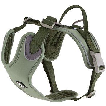 Postroj Hurtta Weekend Warrior ECO zelený 40-45cm - Postroj