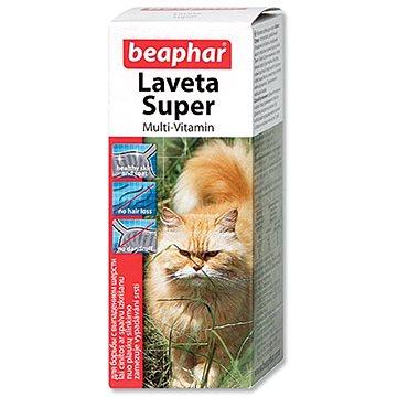 BEAPHAR Kapky vyživující srst Laveta Super 50ml - Doplněk stravy pro kočky