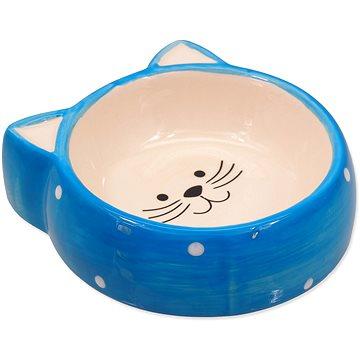 MAGIC CAT Miska keramická s oušky 13 × 4 cm - Miska pro kočky