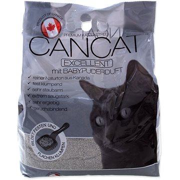 AGROS kočkolit Cancat 8kg - Stelivo pro kočky