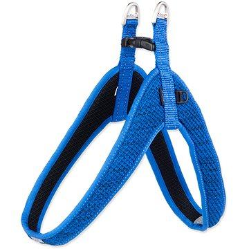 ROGZ postroj Fast Fit modrý 2×63cm - Postroj pro psa