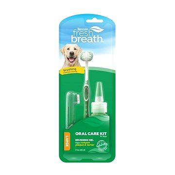 Tropiclean zubní péče S - Sada pro dentální hygienu