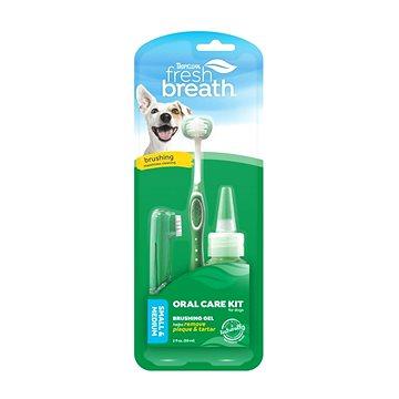 Tropiclean zubní péče M - Sada pro dentální hygienu
