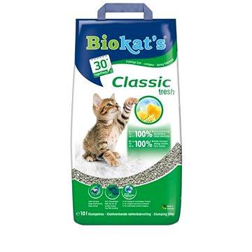 Biokat´s classic fresh 10 l - Stelivo pro kočky