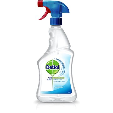 DETTOL Antibakteriální sprej na povrchy 500 ml - Čisticí prostředek