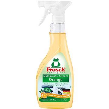 FROSCH Multifunkční čistič na lesklé povrchy 500 ml - Eko čisticí prostředek
