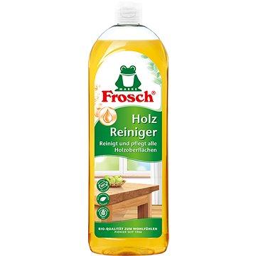 FROSCH čistič na dřevěné podlahy a povrchy 750 ml - Eko čisticí prostředek