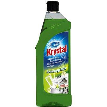 KRYSTAL Lemongrass na nádobí 0,75 l - Prostředek na nádobí