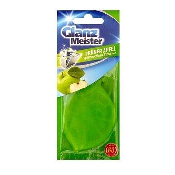 GLANZ MEISTER Vůně do myčky  vůně zeleného jablka 1 ks  - Osvěžovač do myčky