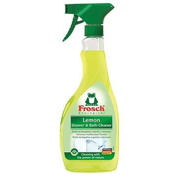 FROSCH EKO Čistič na koupelny a sprchy Citrón 500 ml - Eko čisticí prostředek
