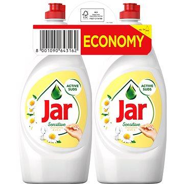 JAR Sensitive Chamomile & Vitamin E 2× 900 ml - Prostředek na nádobí