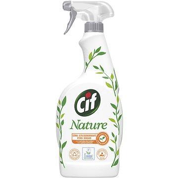 CIF Nature sprej kuchyně 750 ml - Eko čisticí prostředek