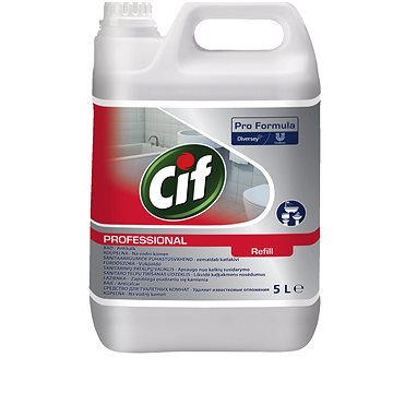 CIF Washroom 5 l - Čistič koupelen