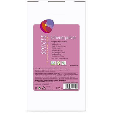 SONETT Čistící písek 1 kg - Eko čisticí prostředek