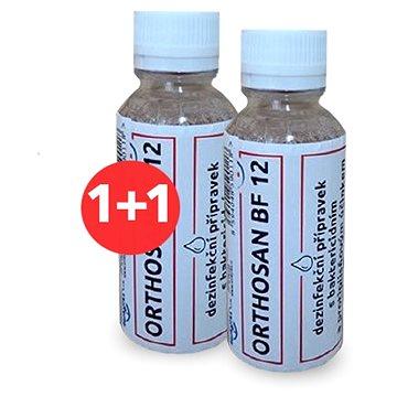ORTHOSAN BF-12 Pro desinfekční čištění ploch Uzávěr 2× 100 ml - Čisticí prostředek