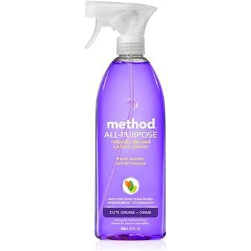METHOD Univerzální čistič levandule 828 ml - Eko čisticí prostředek